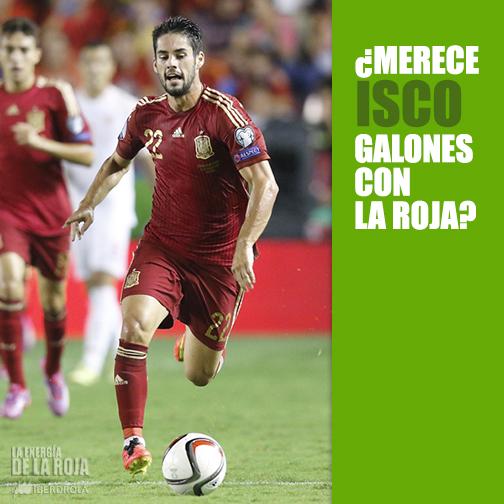 merece_isco_galones_con_la_roja