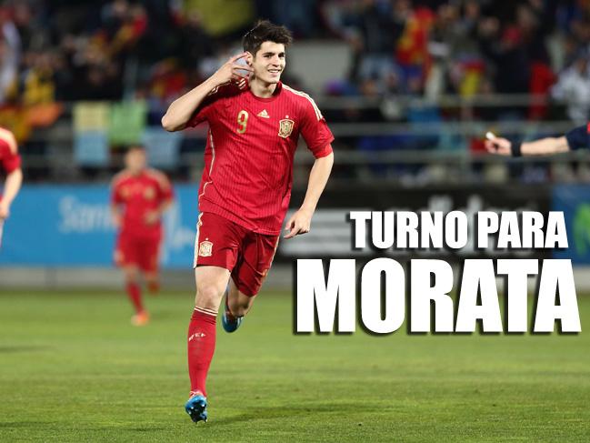 España-Alemania Sub-21. Resultado 2-0. Estadio Nueva Balastera (Palencia)