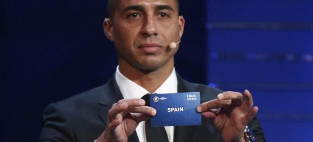 Papeleta de España