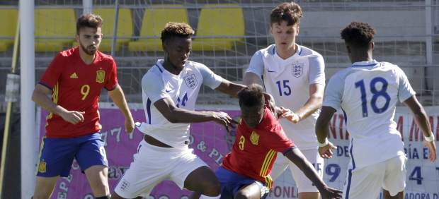 España - Inglaterra sub-19