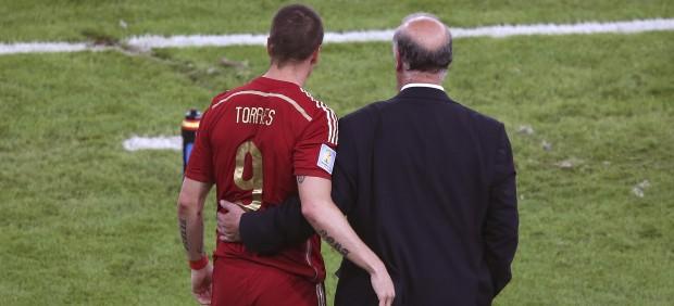 Del Bosque y Torres