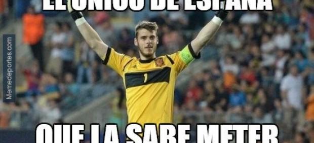 Memes de la eliminación de España en la Eurocopa