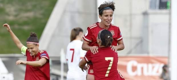 Gol de Sonia Bermúdez