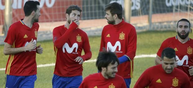 Piqué y Ramos