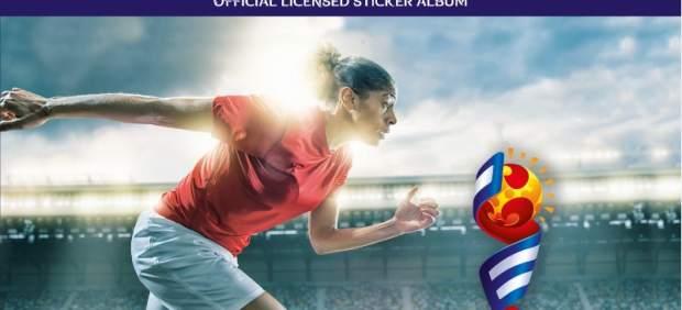 Cromos Mundial de fútbol femenino