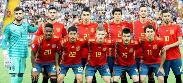 Once de España sub21